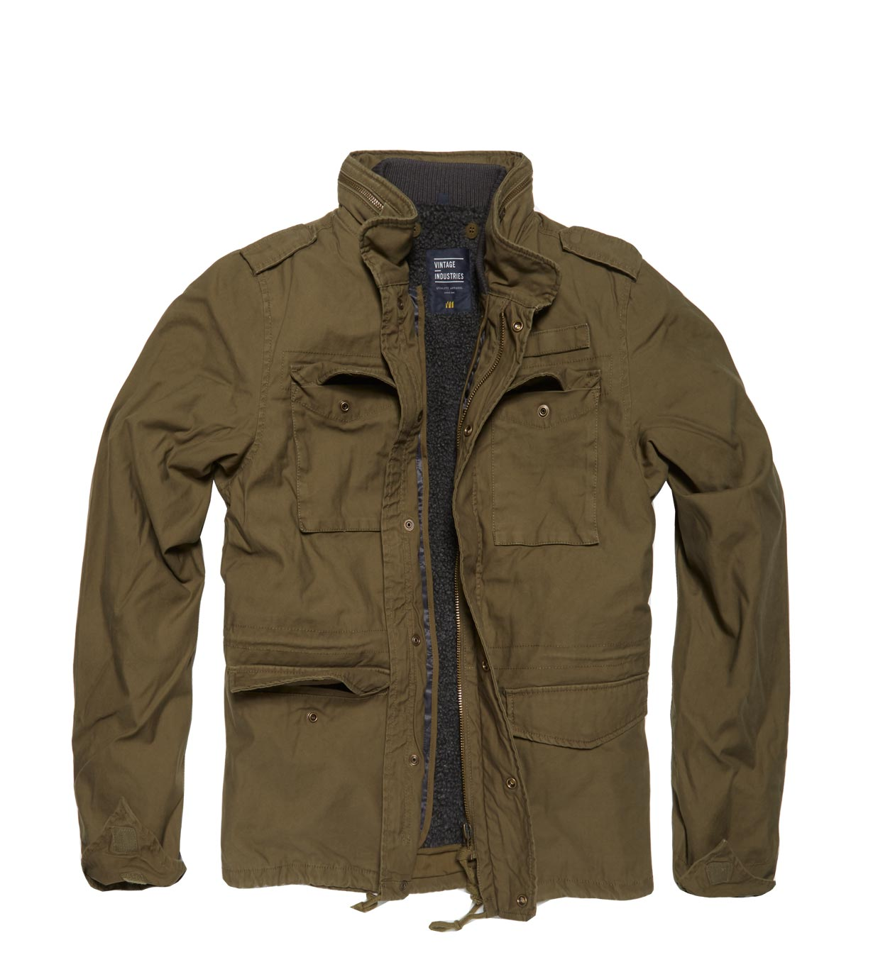 2203Bg - Ground parka (big sizes)