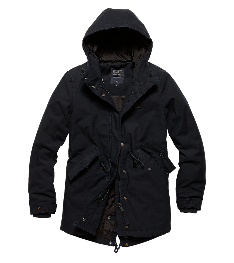 2302 - Indy ladies parka