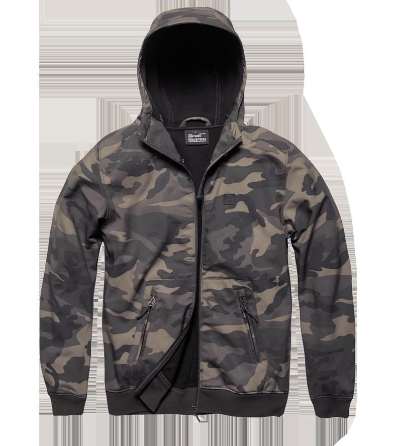 30102P - Ashore softshell jacket