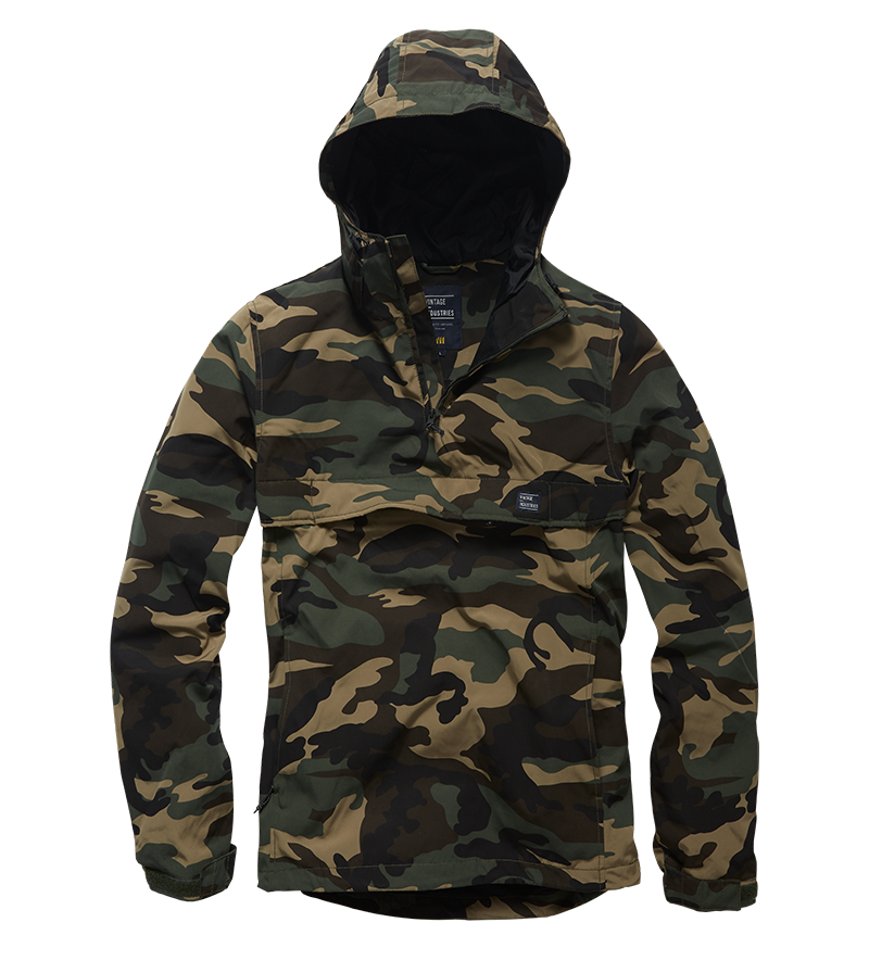 2102 - Shooter anorak