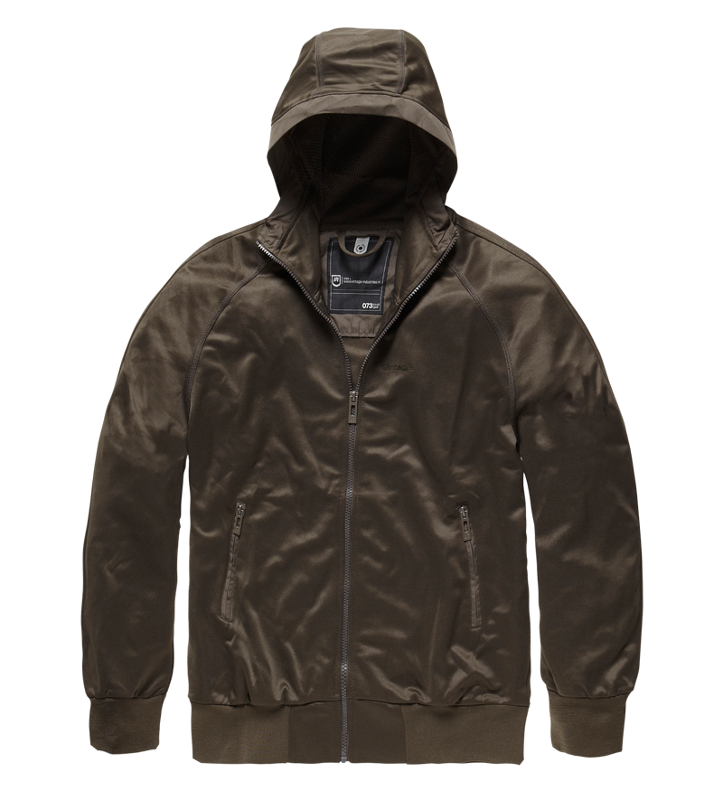 3027 - Nickleys hooded trainingsjacket