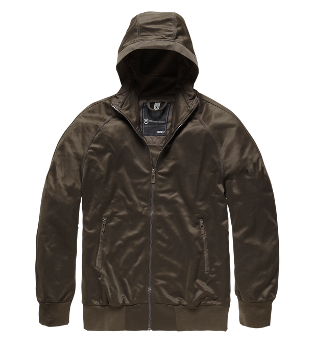 3027 - Nickleys hooded trainingsjacket