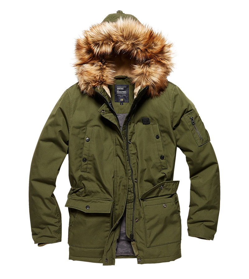 2303 - Hailey ladies parka